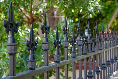 Cape Coral Gates and Fences - Wrought iron Fencing and Gates 1