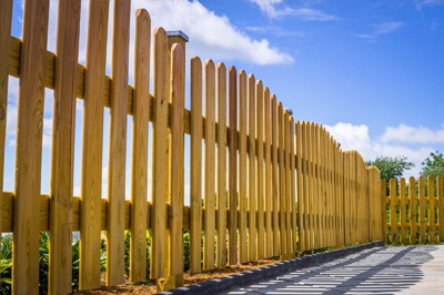Cape Coral Gates and Fences - Wood Fencing and Gates 1