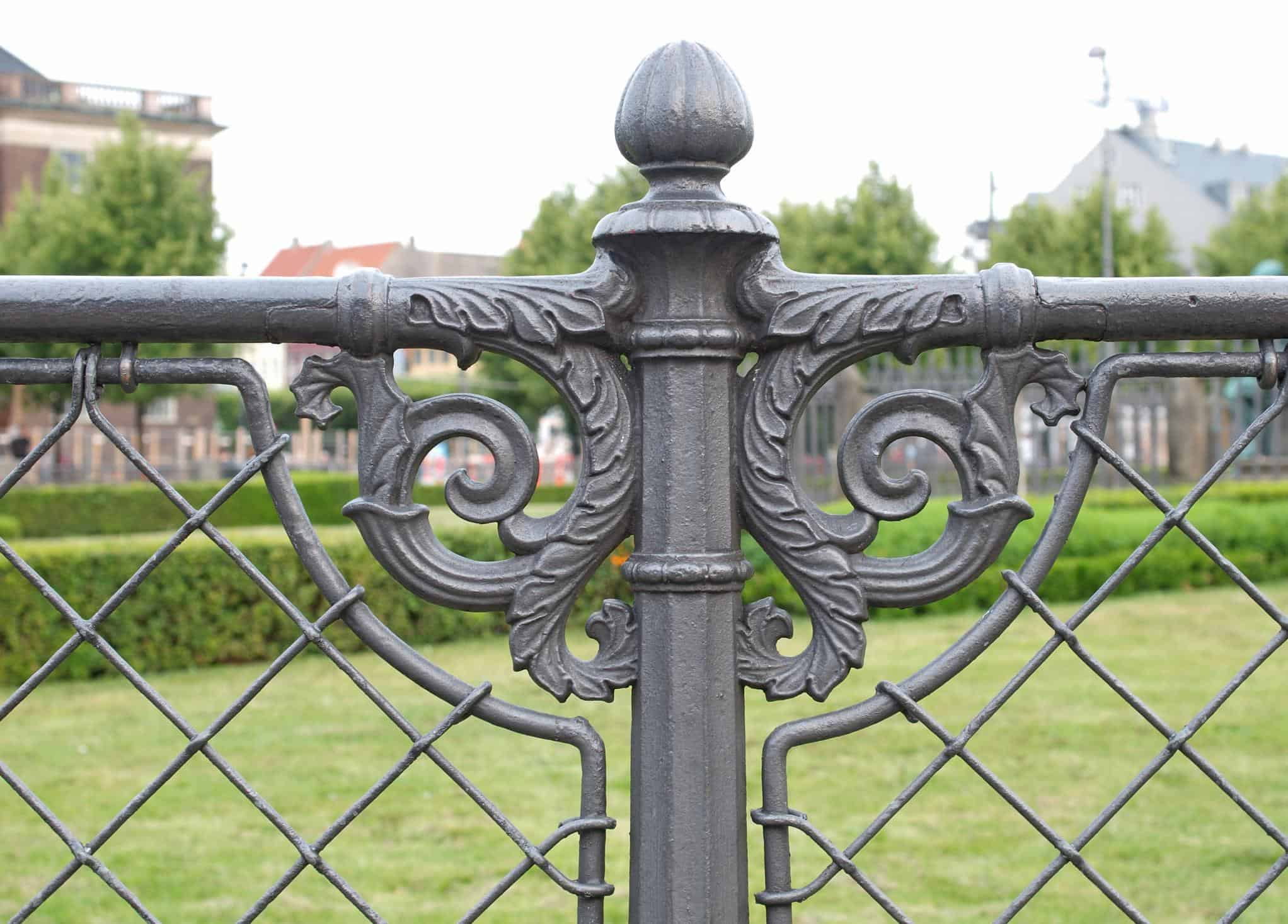 Cape Coral Gates and Fences - Wrought Iron Fencing and Gates 2