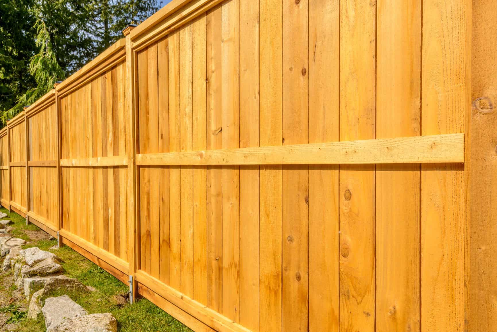 Wood Fencing And Gates | Privacy Fencing | Picket Fence