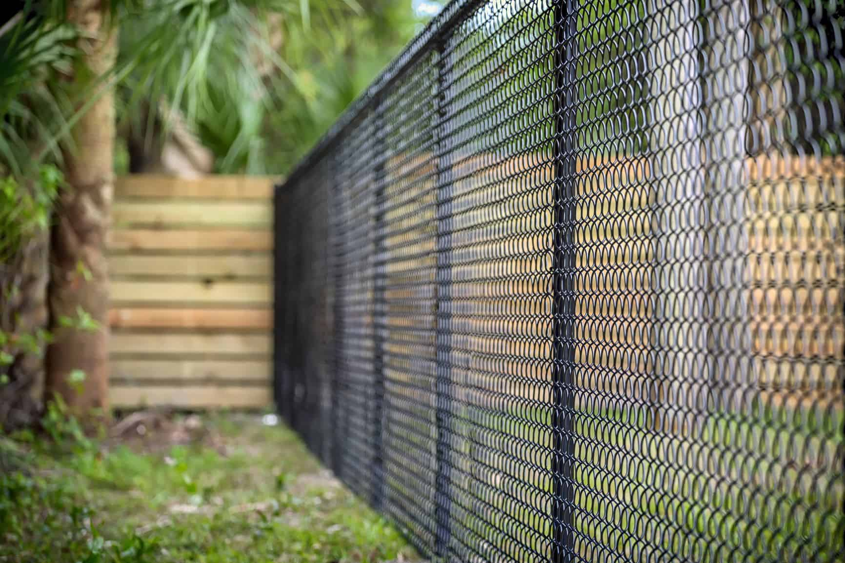 chain link fence Cape Coral